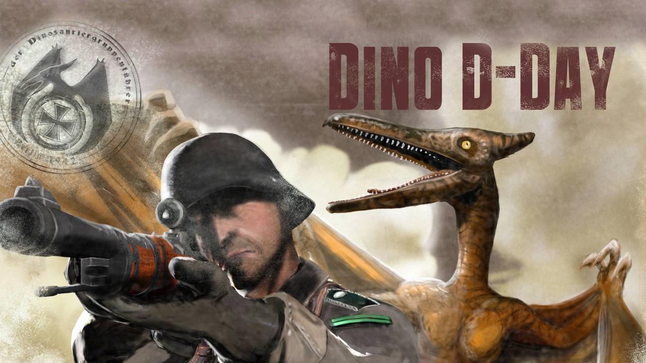 Dino D Day Pc Steam Game Fanatical
