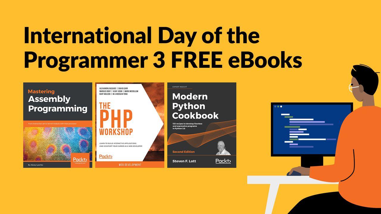 International Day of the Programmer Bundle Giveaway | eBook Bundle | Fanatical