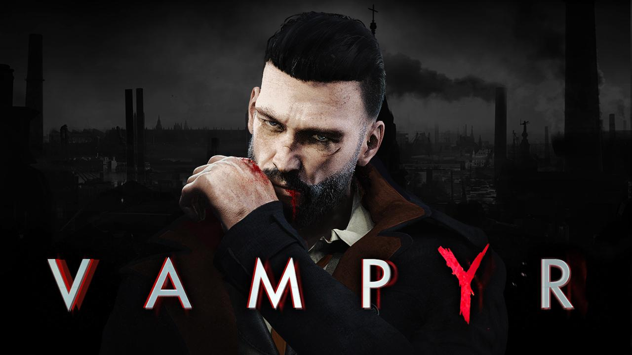 Vampyr | PC Steam jogos | Fanatical