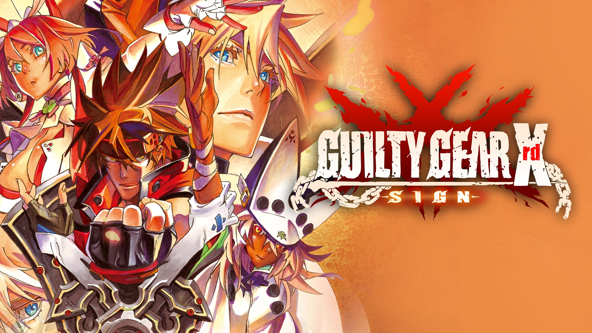 Guilty Gear Xrd Sign Pc Steam Game Fanatical
