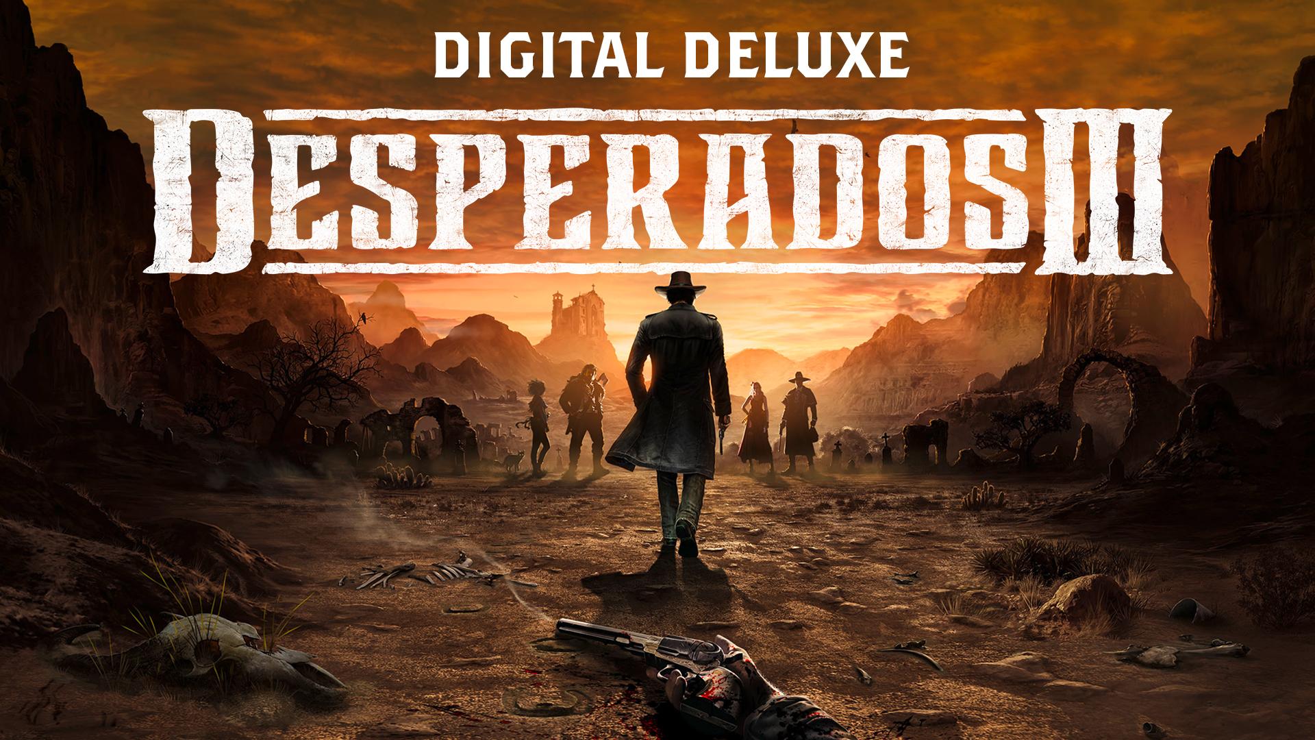 Desperados Iii Digital Deluxe Edition Pc Mac Linux Steam Game Fanatical