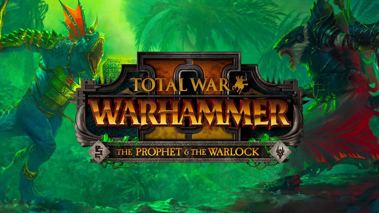 Total War: WARHAMMER II - The Prophet & The Warlock | PC