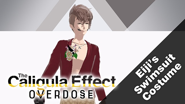 571438d97 The Caligula Effect: Overdose - Eiji's Swimsuit Costume | PC Steam  Downloadable Content | Fanatical