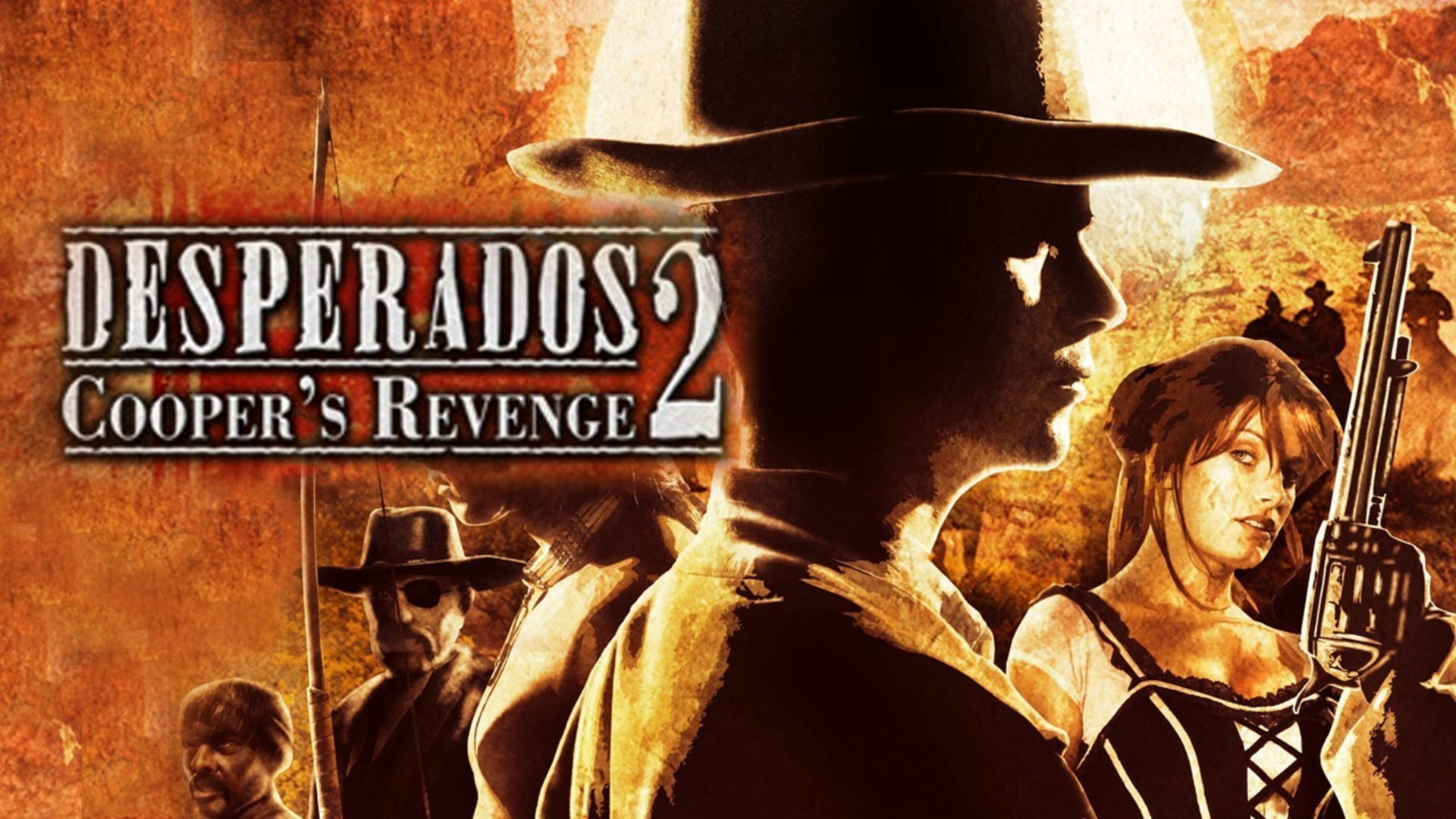 Desperados 2 Cooper S Revenge Pc Steam Game Fanatical