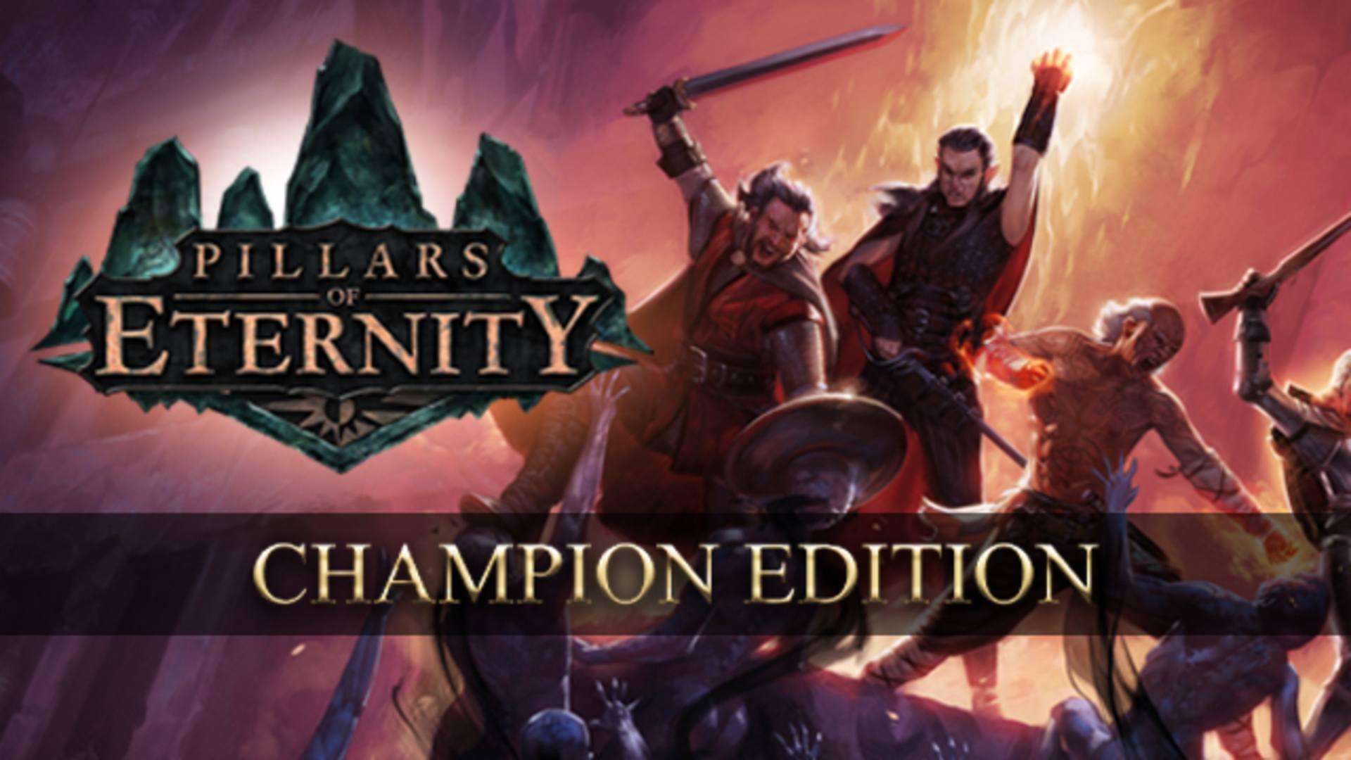 Pillars of Eternity - Champion Edition | Linux Mac PC Steam