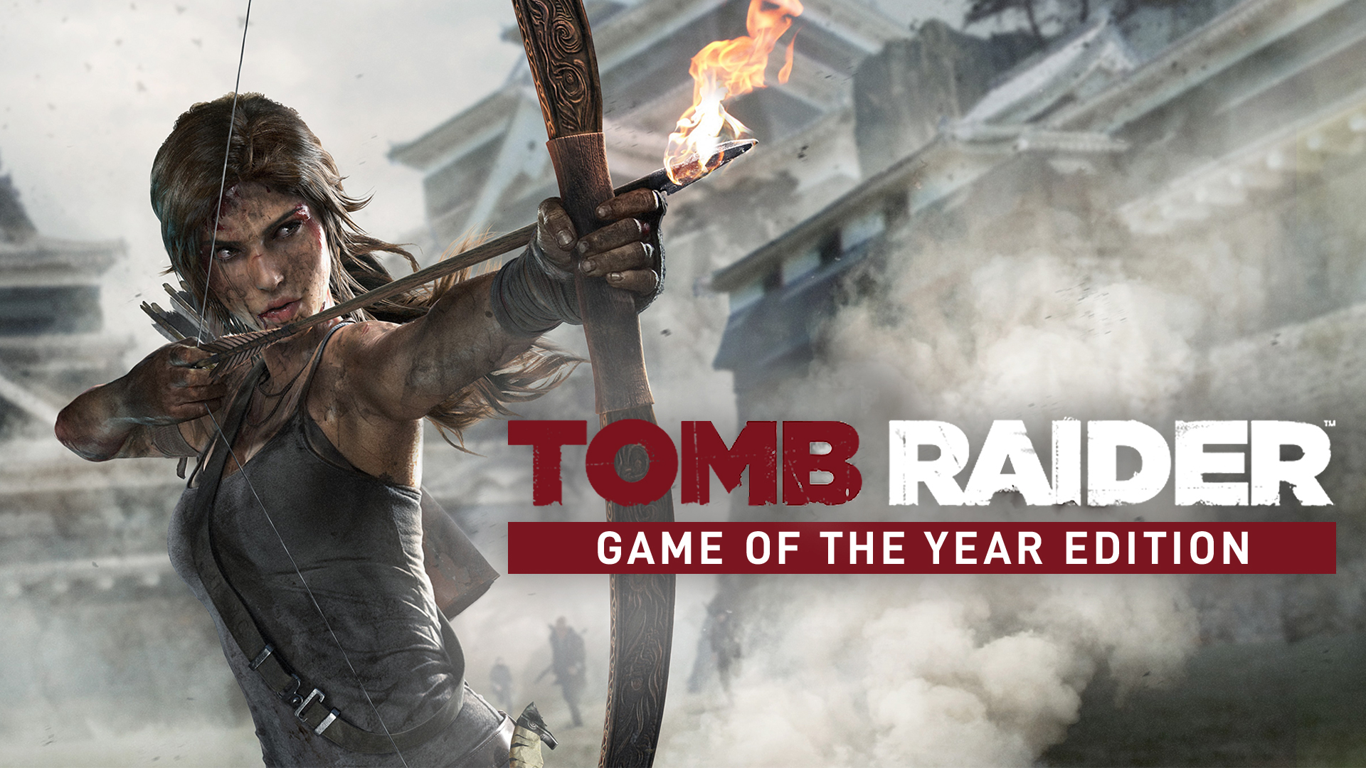 Tomb Raider Goty Edition Pc Steam Game Fanatical