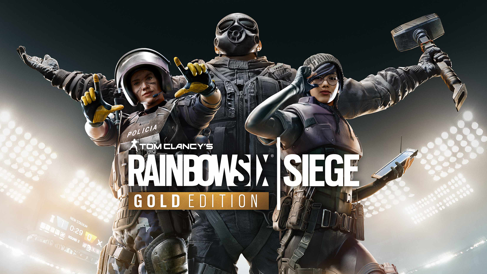 Tom Clancy S Rainbow Six Siege Gold Edition Pc Uplay Game