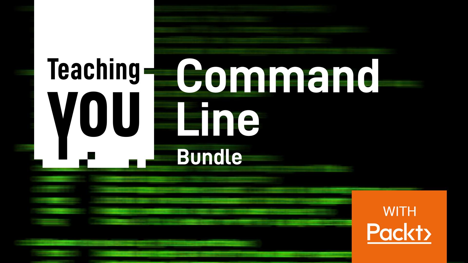 Command Line Bundle | Game Bundle | Fanatical