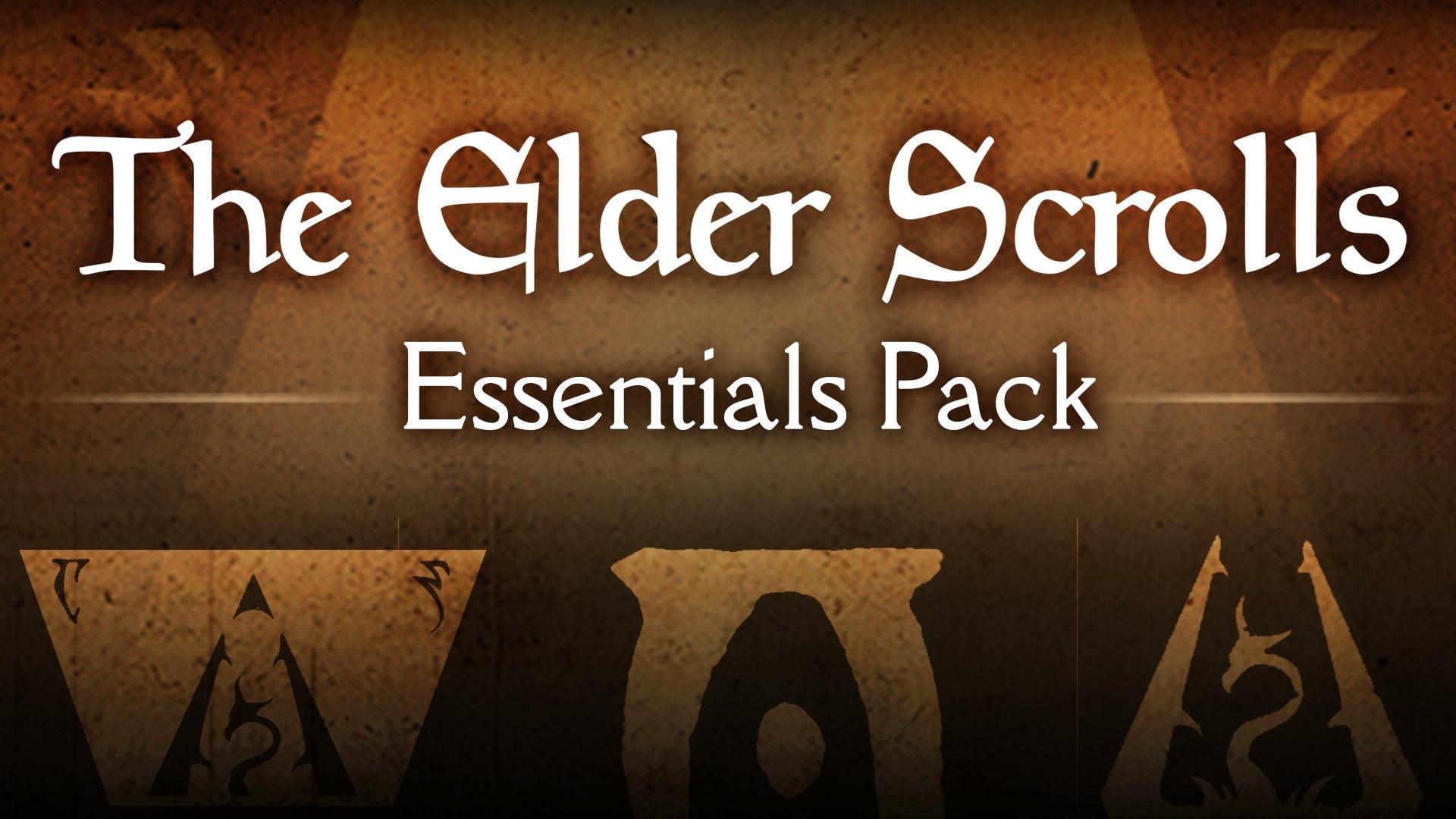 The Elder Scrolls Essentials Pack | Steam Game Bundle
