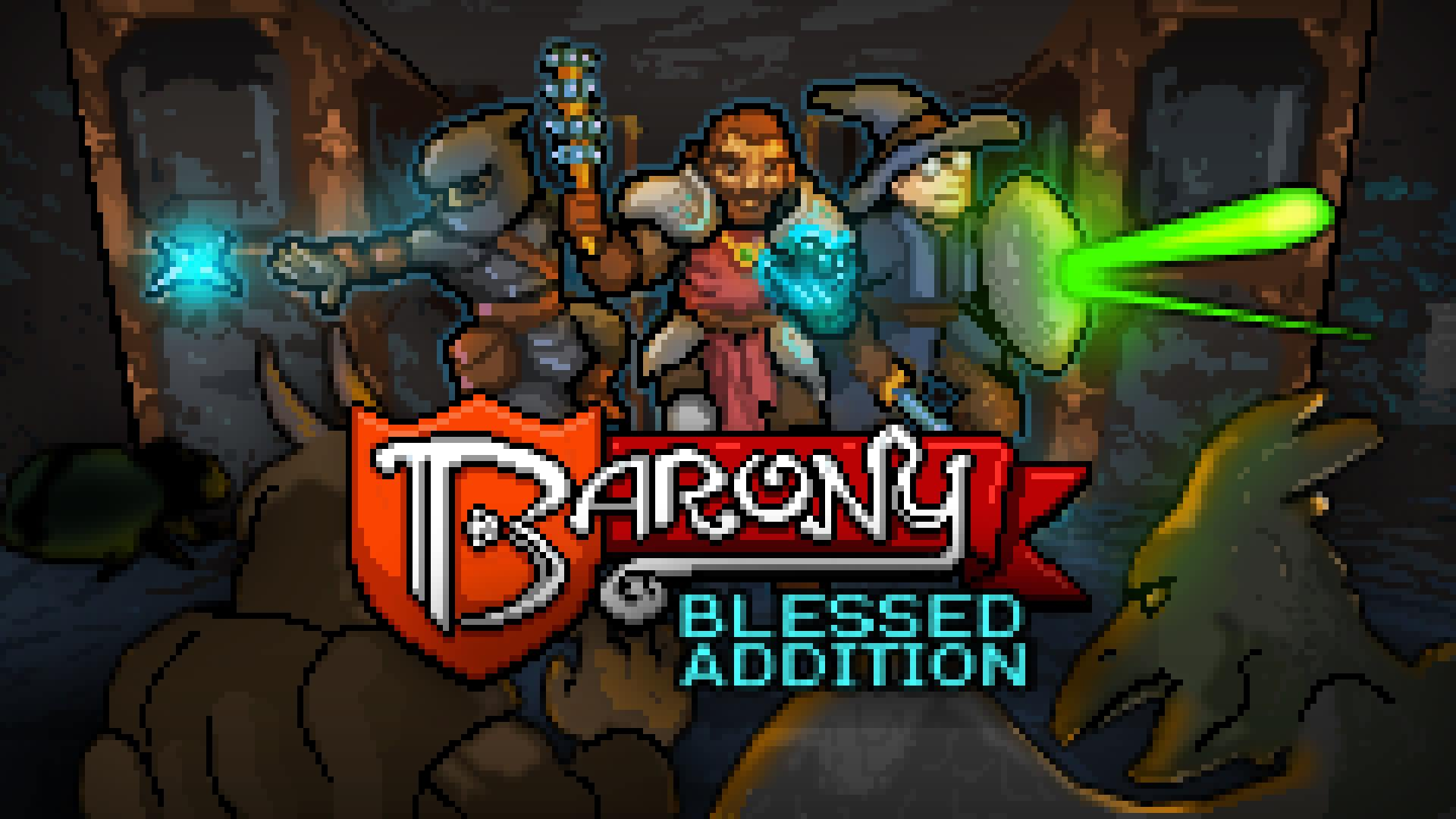 Barony | Linux Mac PC Steam Juego | Fanatical