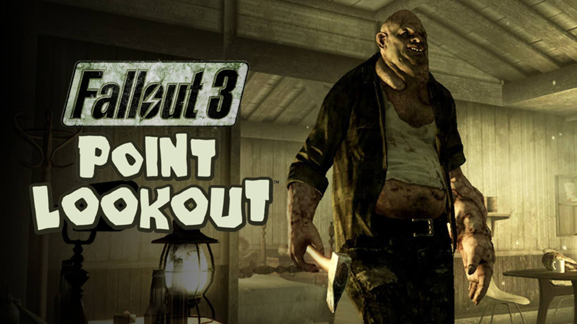 Fallout 3 - Point Lookout DLC | PC Steam Downloadable