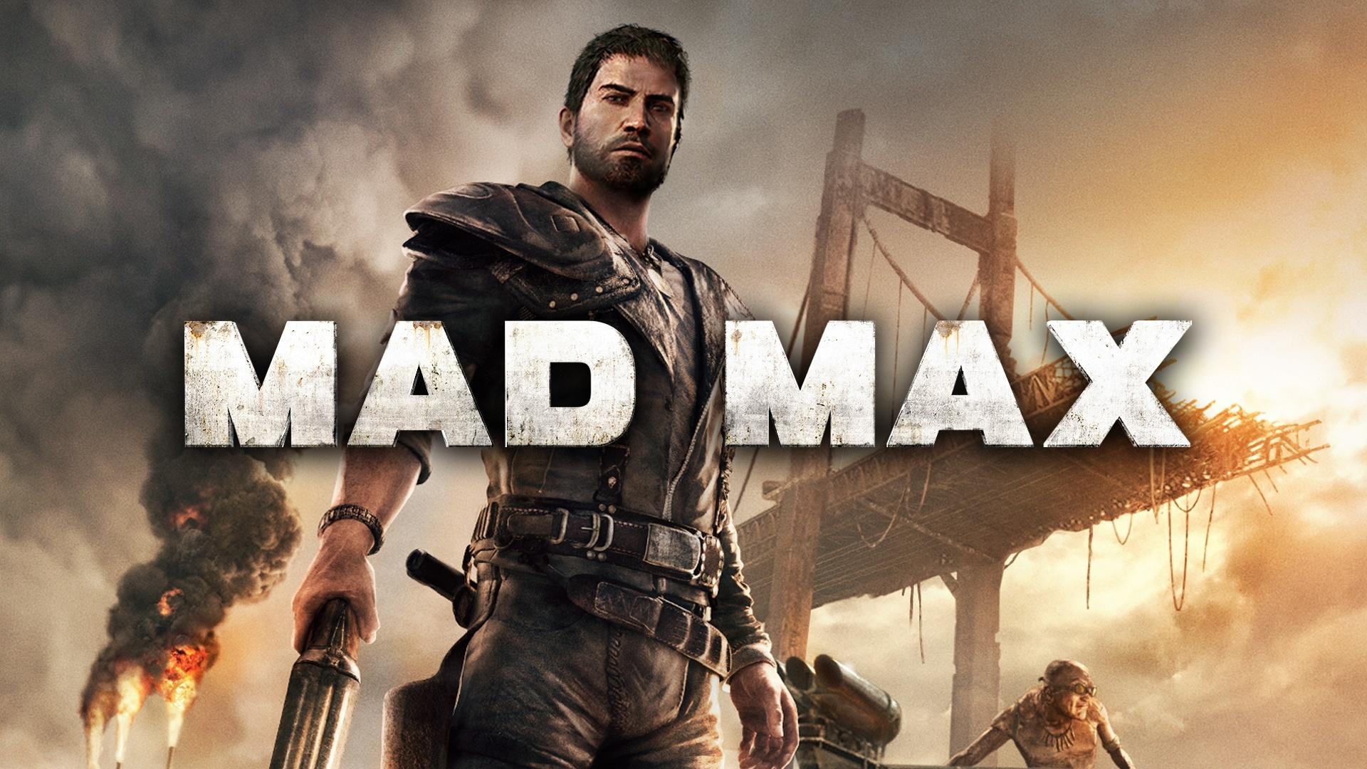 معرفی بازی Mad Max