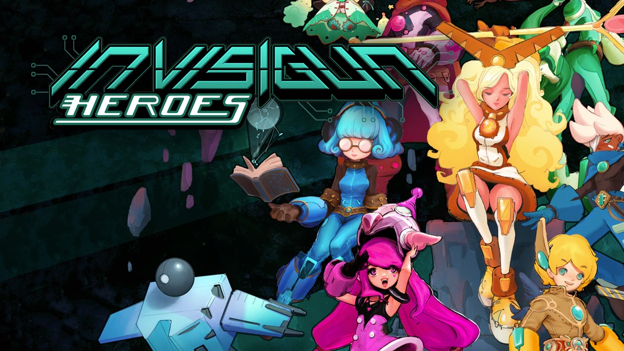Invisigun Heroes | Linux Mac PC Steam Game | Fanatical