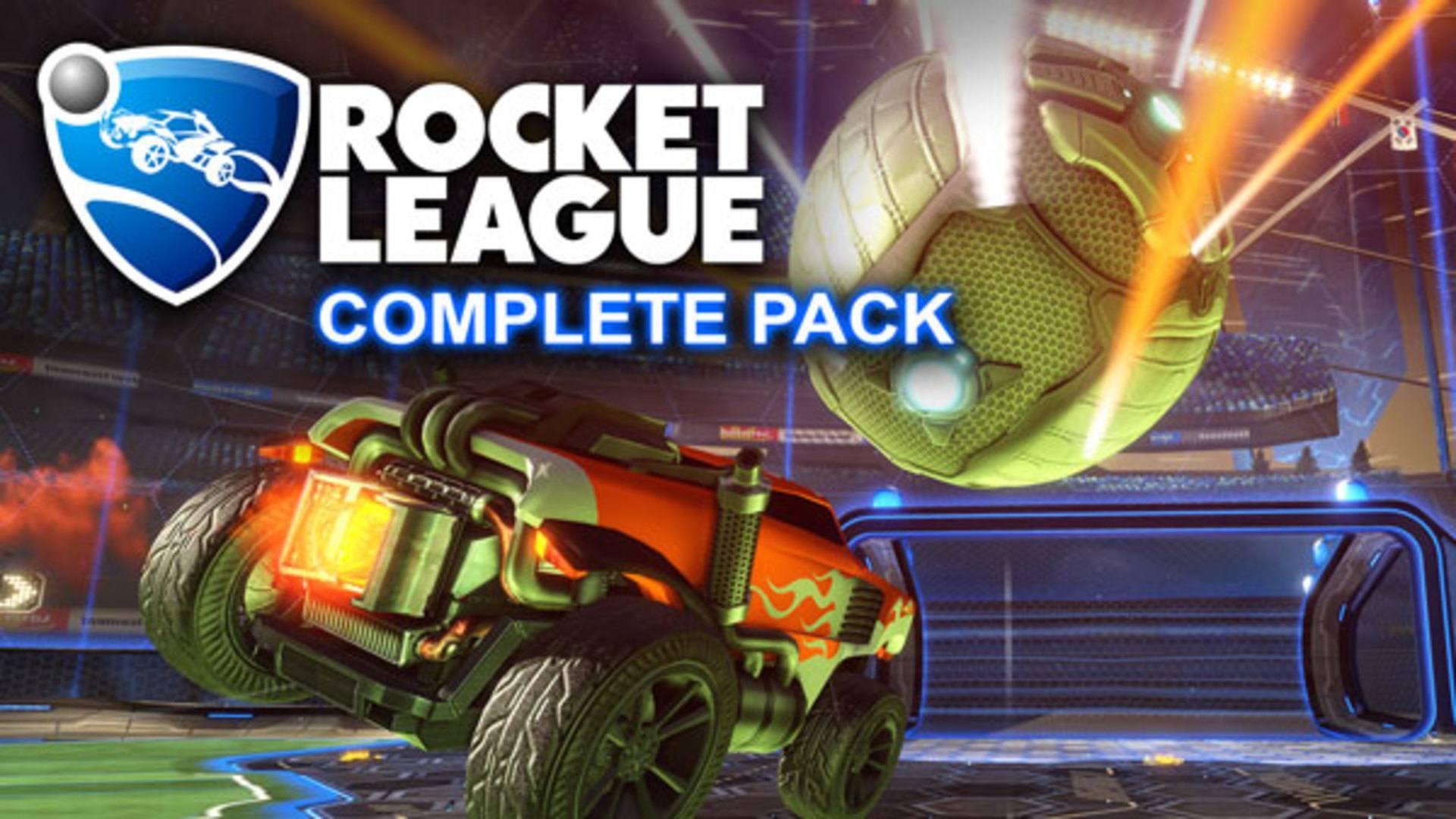 Rocket League Complete Pack | Steam Game Bundle | Fanatical