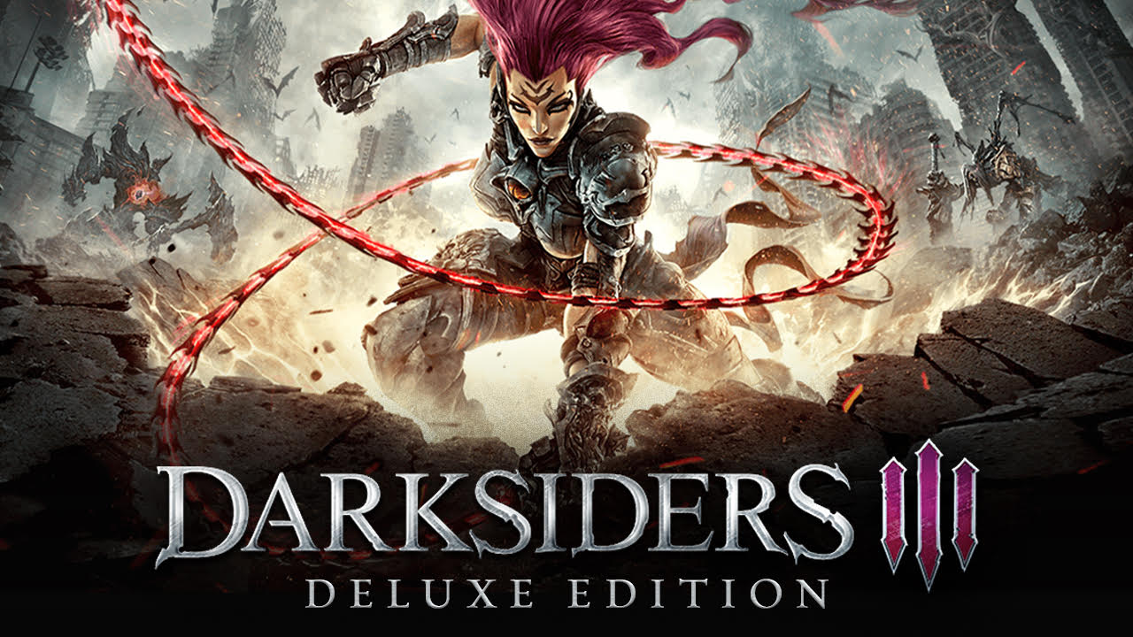 darksiders 3 deluxe edition release date