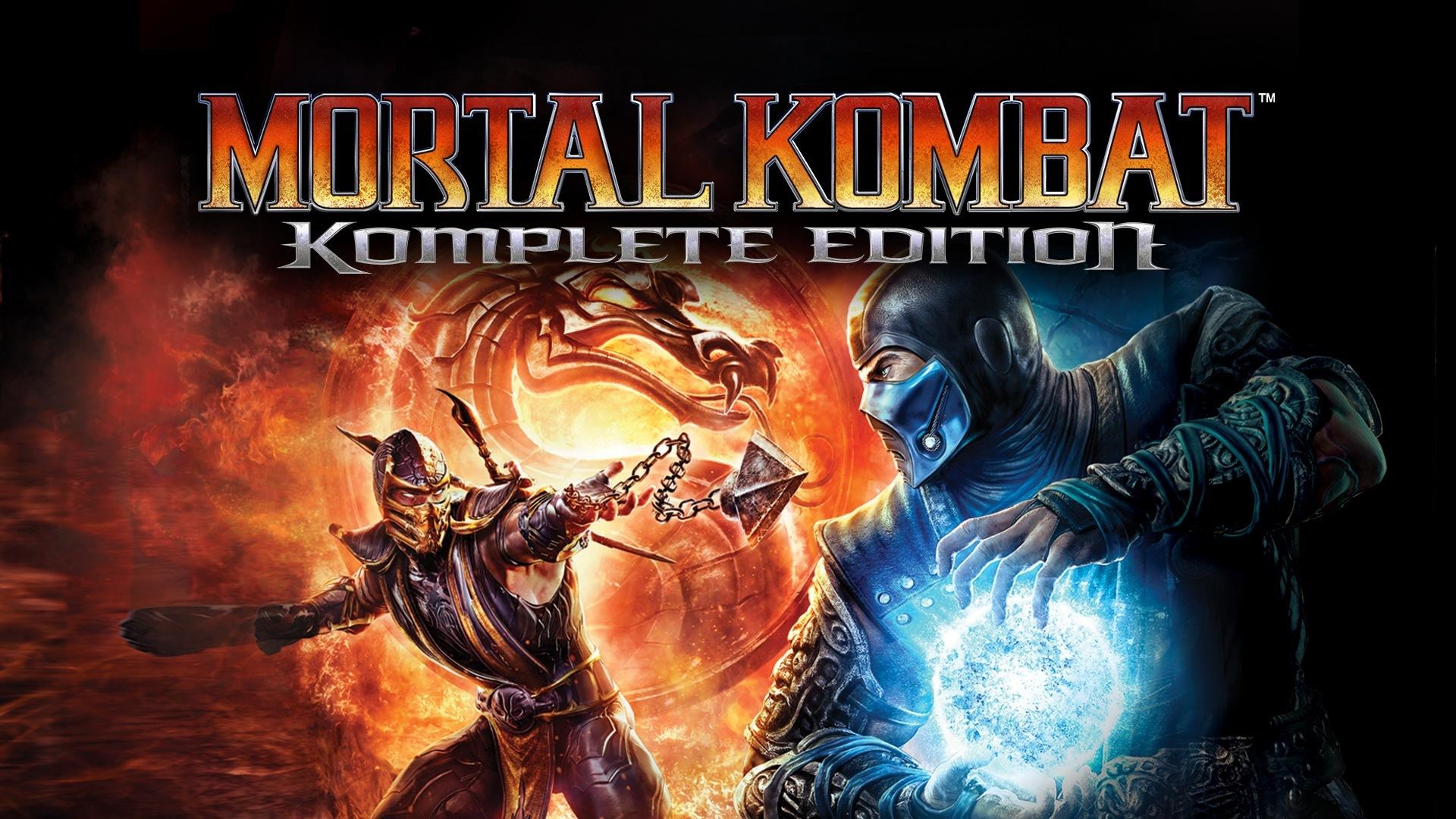 Mortal Kombat Komplete Edition | PC Steam Game | Fanatical