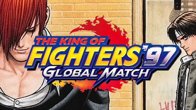 The King Of Fighters 97 Global Match Pc Steam Game Fanatical