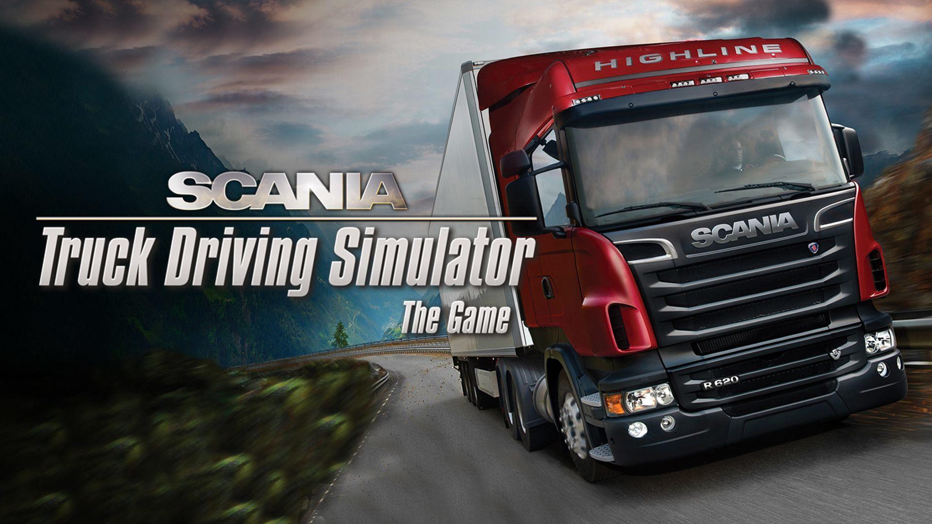 Scania Truck Driving Simulator Pc Steam Juego Fanatical