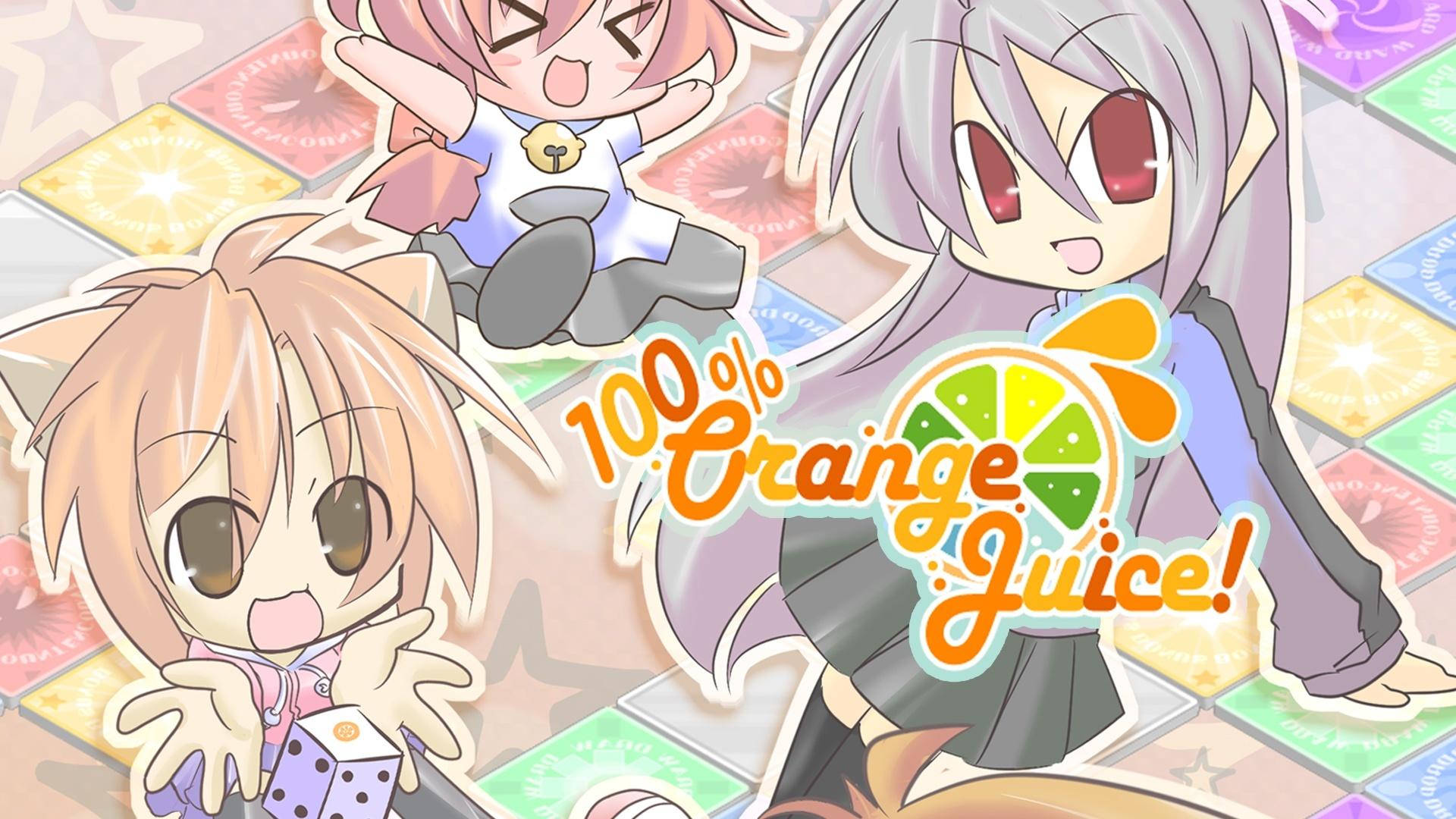 100 Orange Juice Pc Steam Game Fanatical