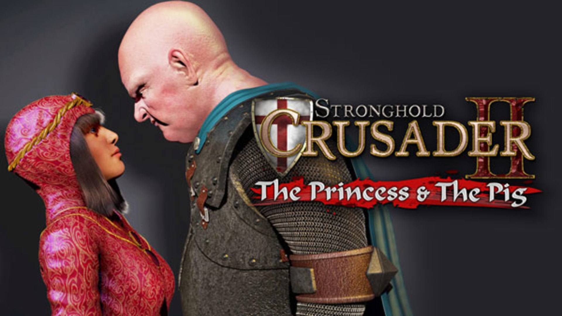 Stronghold Crusader II: The Princess & The Pig 2015 pc game Img-1