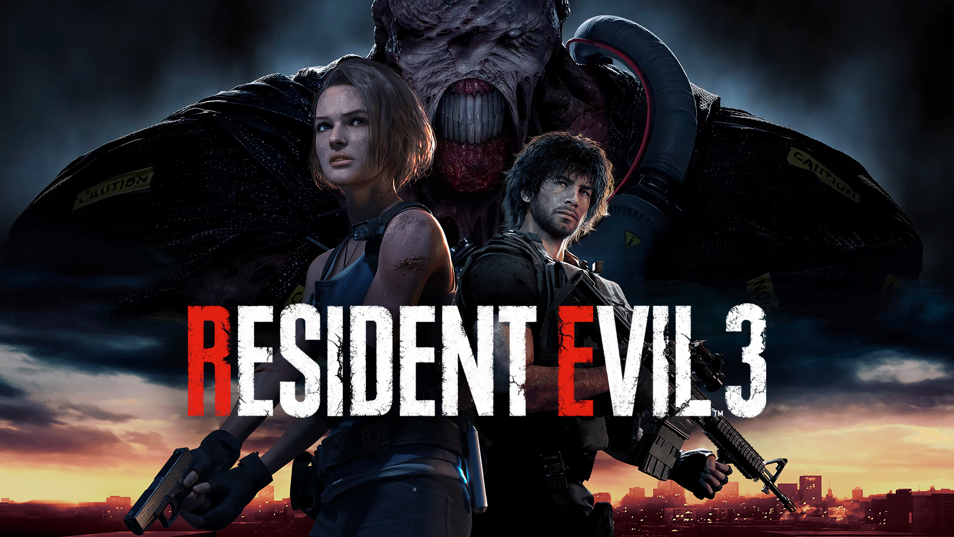 RESIDENT EVIL 3 | PC Steam Game | Fanatical