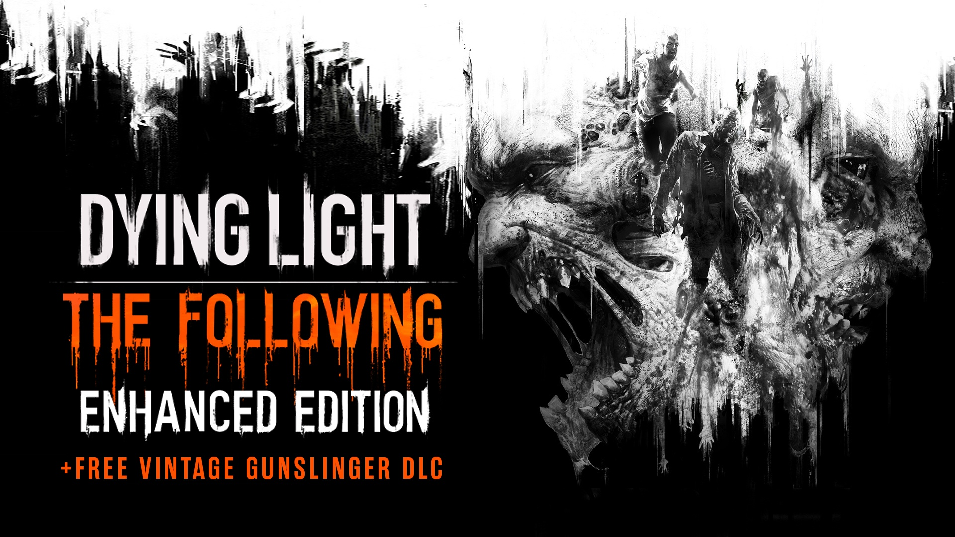 Dying Light - Enhanced Edition (plus free Vintage Gunslinger DLC