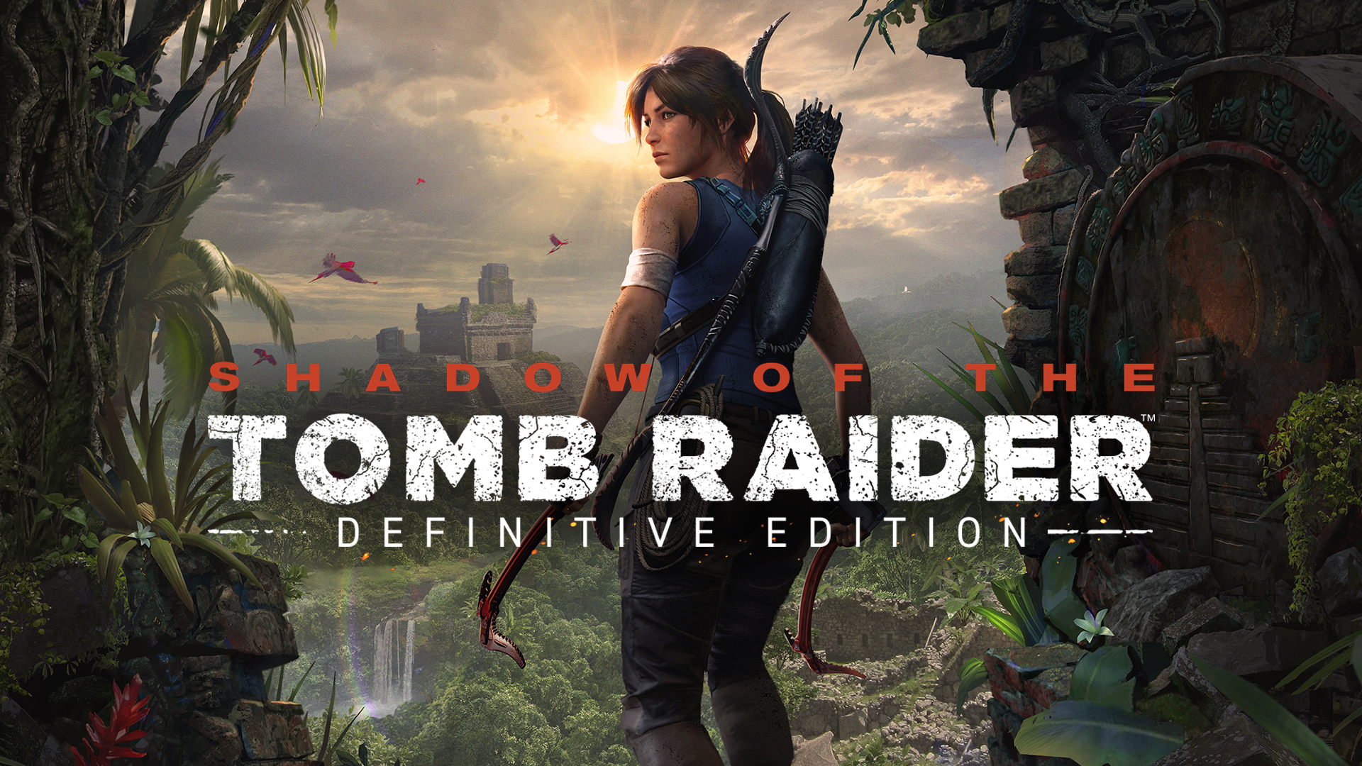 Shadow Of The Tomb Raider Definitive Edition Pc Steam Game