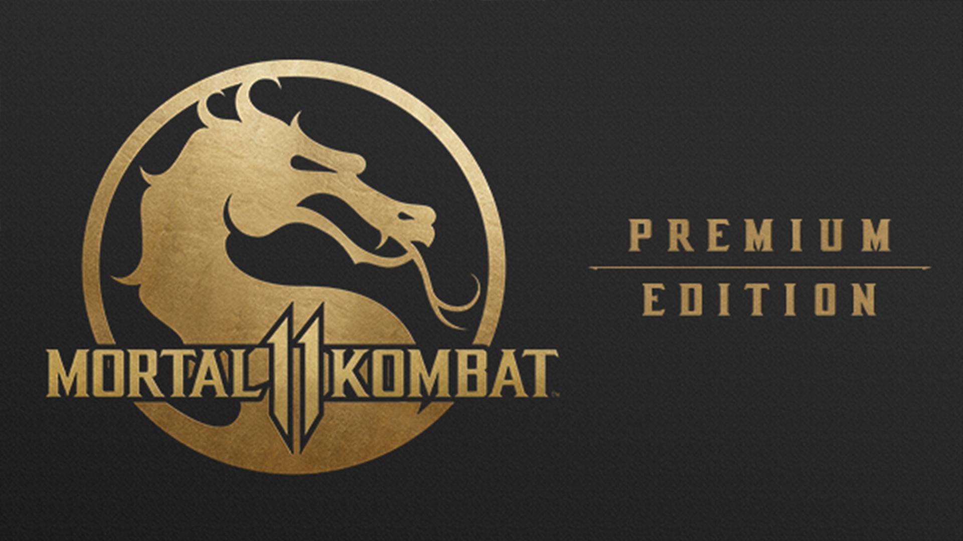 Mortal Kombat 11 - Premium Edition | PC Steam Game | Fanatical