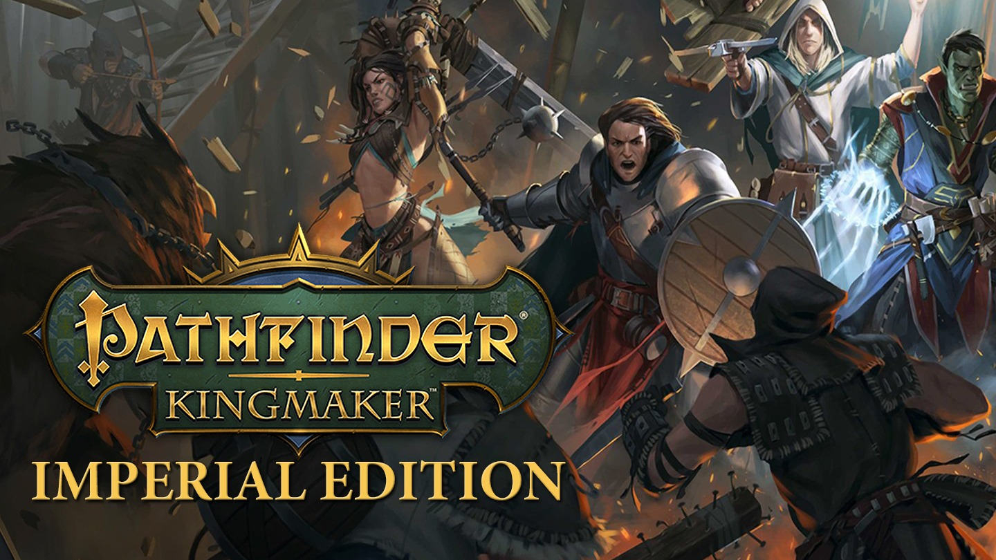 Pathfinder: Kingmaker Imperial Edition | Linux Mac PC Steam
