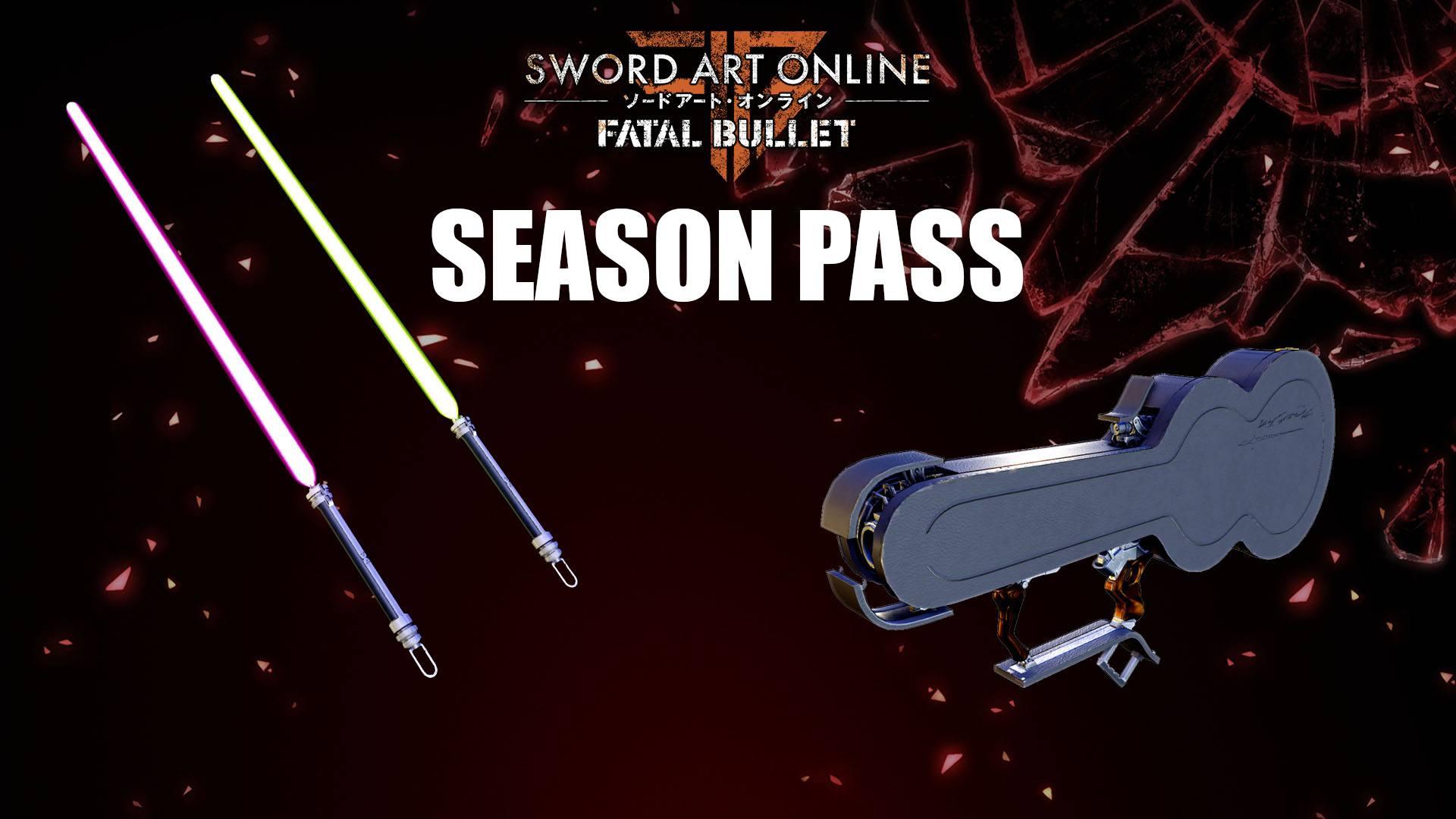 Sword Art Online Fatal Bullet Season Pass Dlc Pc Steam