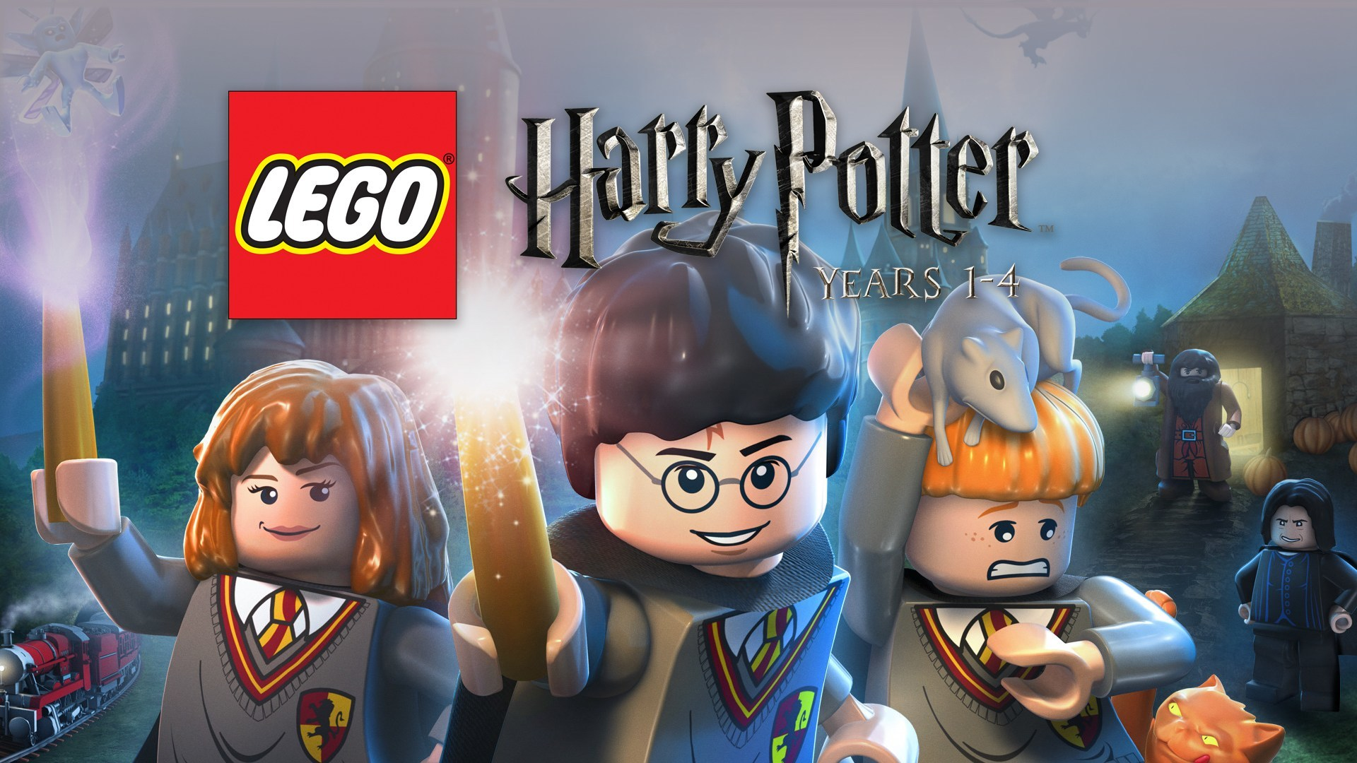Lego Harry Potter Years 1 4 Pc Steam Juego Fanatical