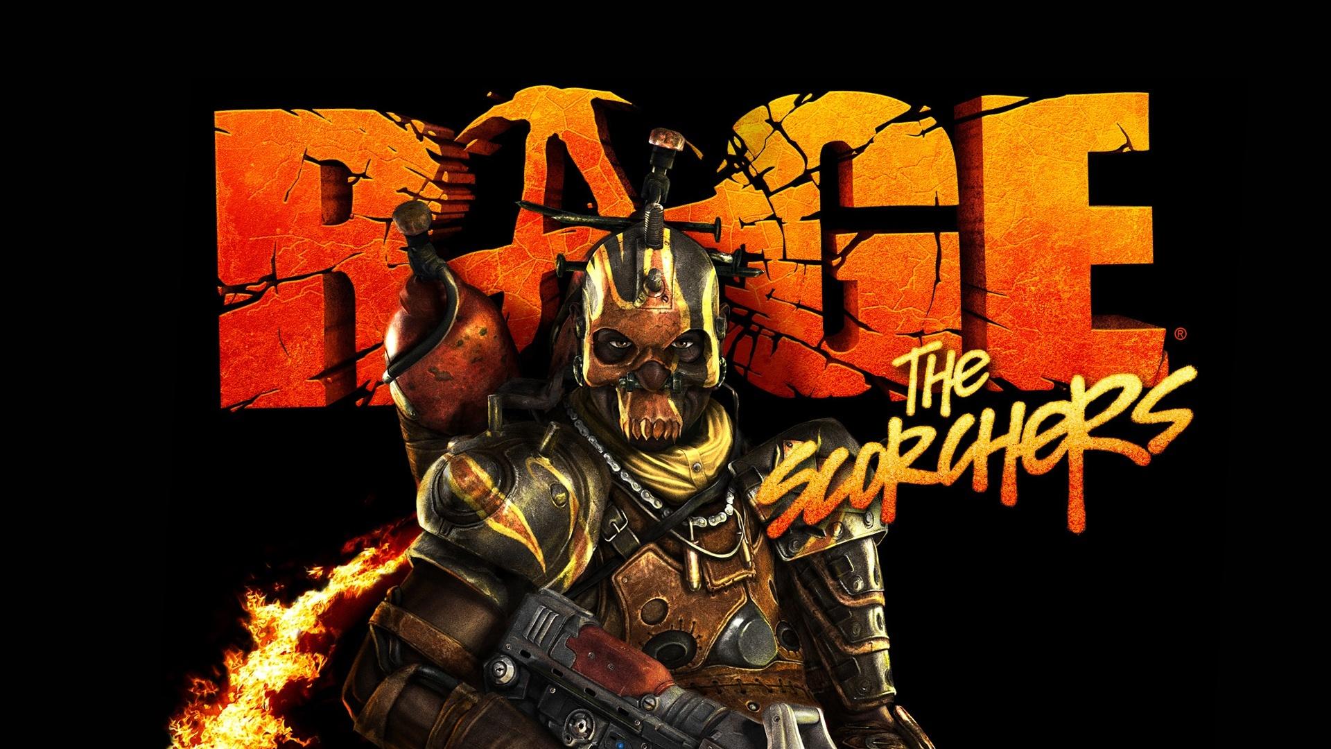 Rage: The Scorchers DLC | PC Steam Downloadable Content