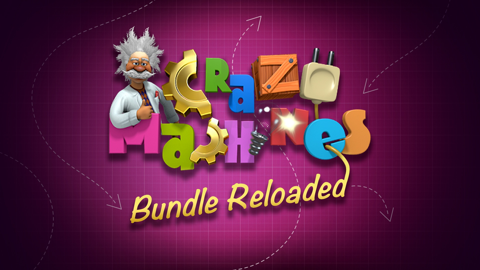 Crazy Machines Bundle Reloaded | Steam Game Bundle | Fanatical