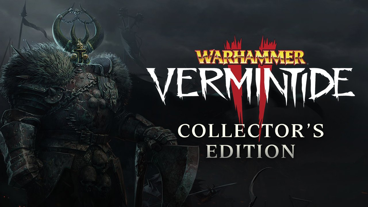 Warhammer Vermintide 2 Collector S Edition Pc Steam Game