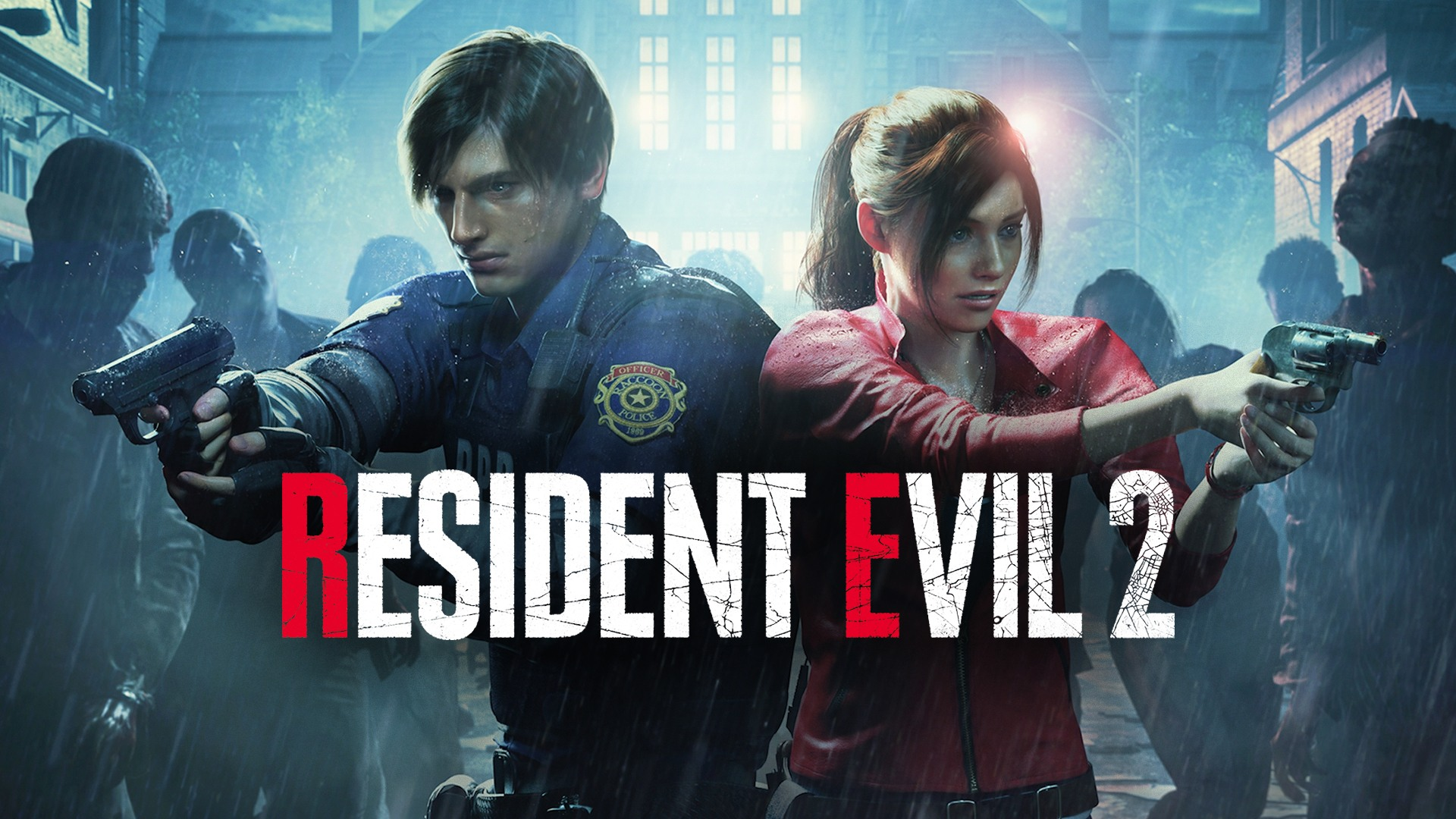 RESIDENT EVIL 2 / BIOHAZARD RE:2 | PC Steam Game | Fanatical