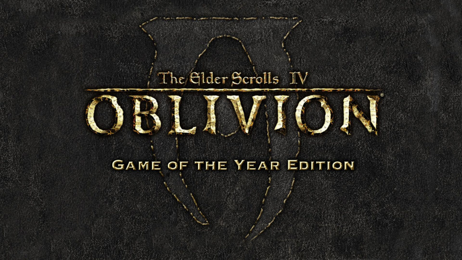 The Elder Scrolls Iv Oblivion Game Of The Year Edition Pc