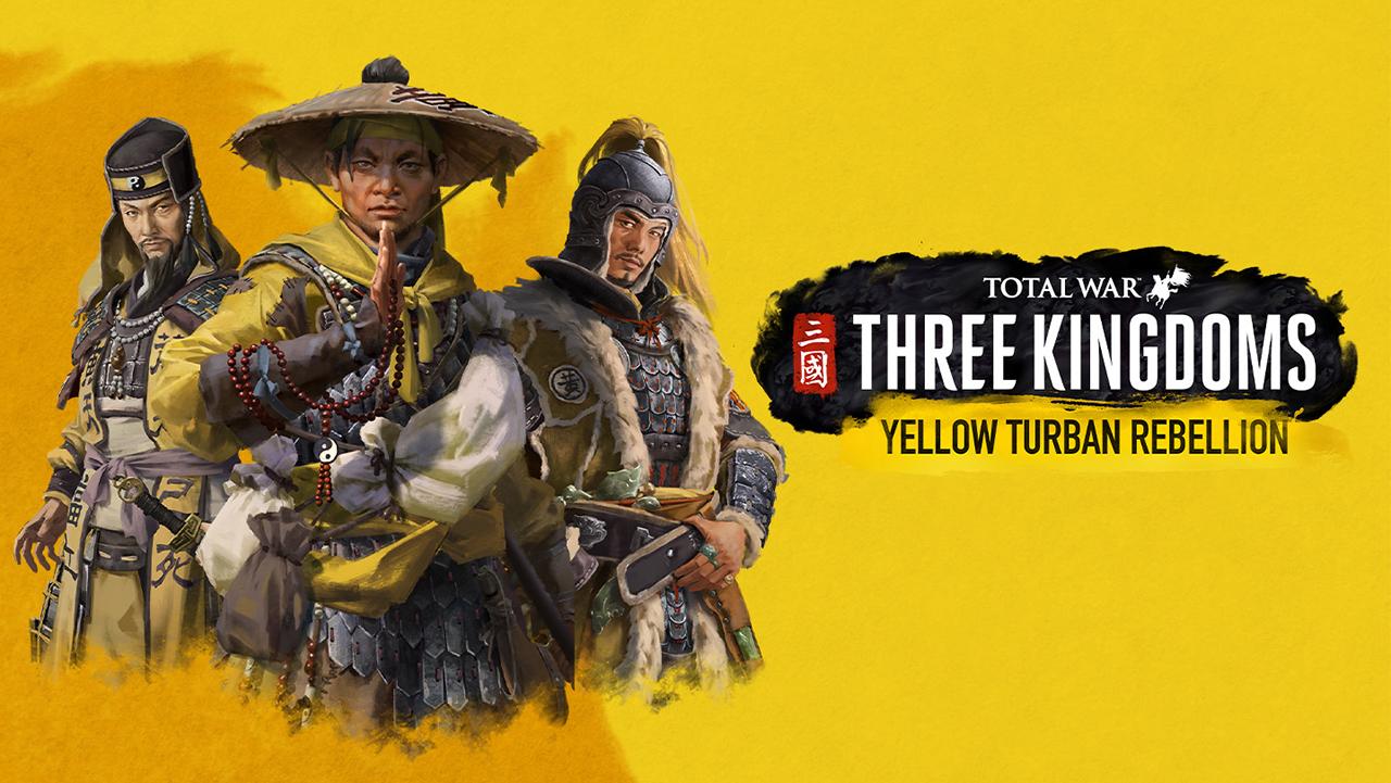 Total War: THREE KINGDOMS - Yellow Turban Rebellion | PC