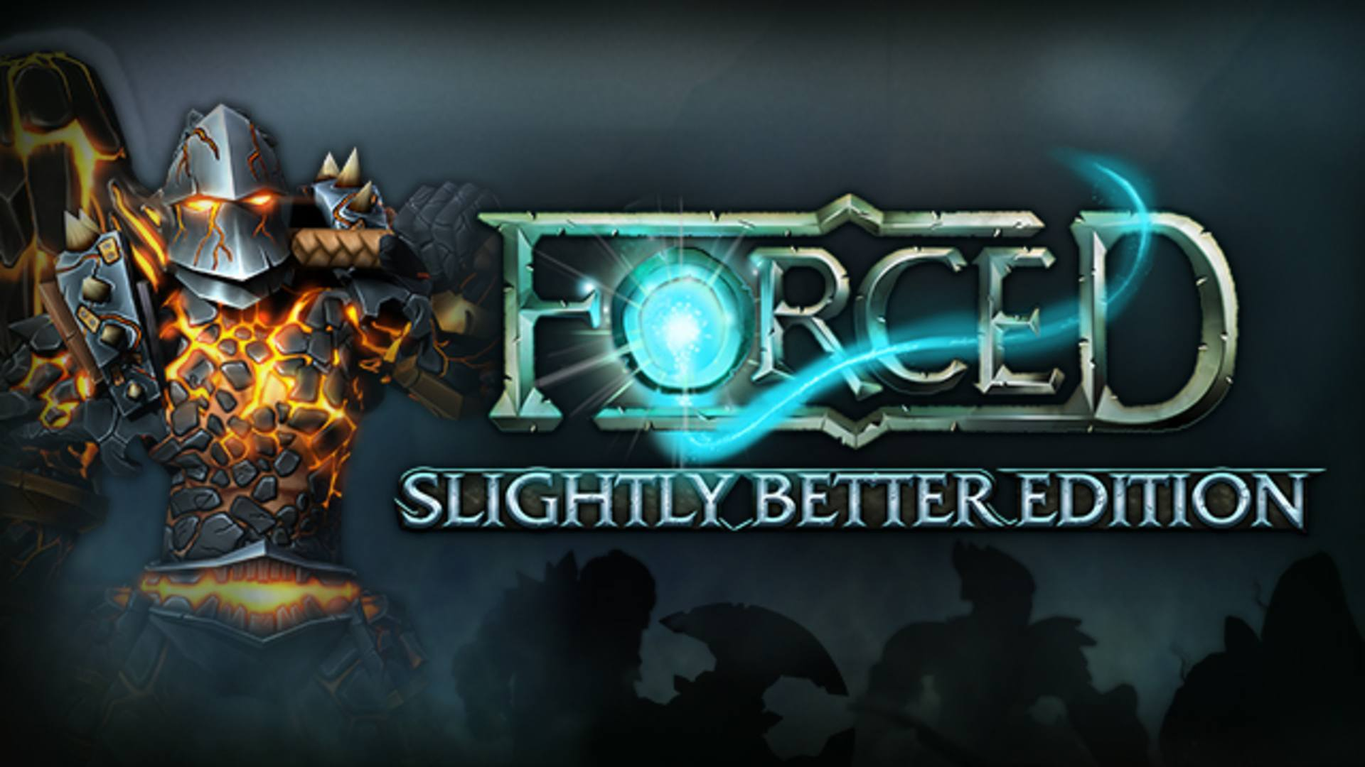 FORCED: Slightly Better Edition | Linux Mac PC Steam Game | Fanatical
