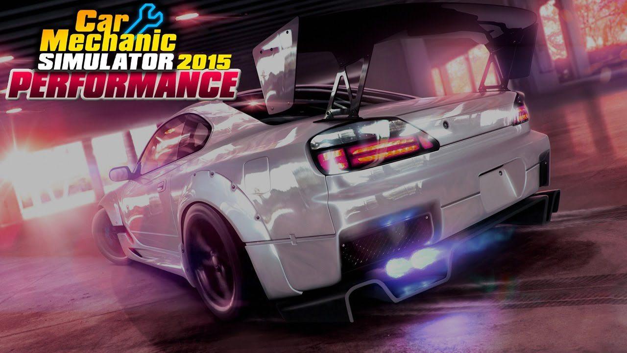 Car mechanic simulator 2020 key