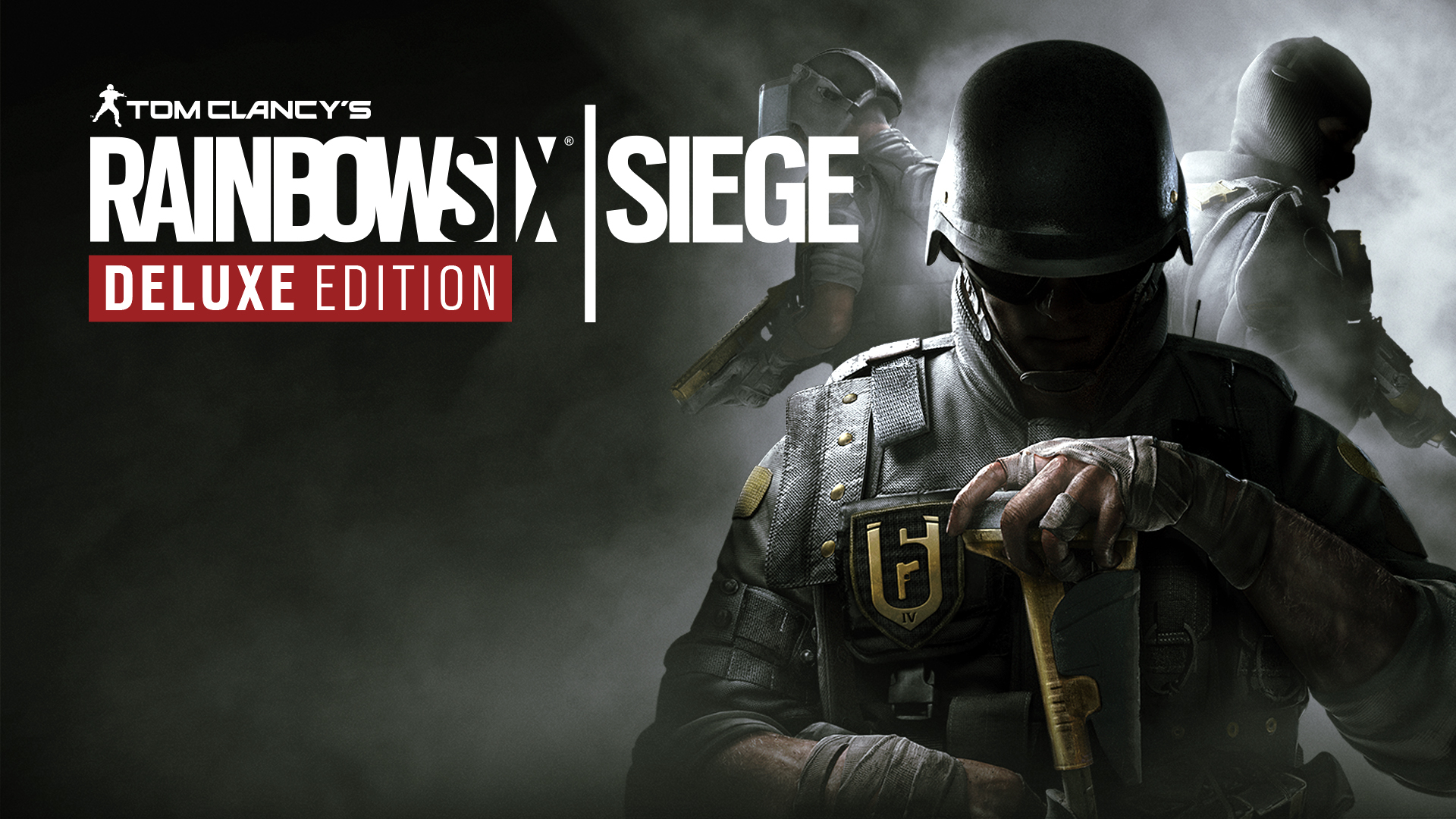 Tom Clancys Rainbow Six Siege Deluxe Edition Pc Uplay
