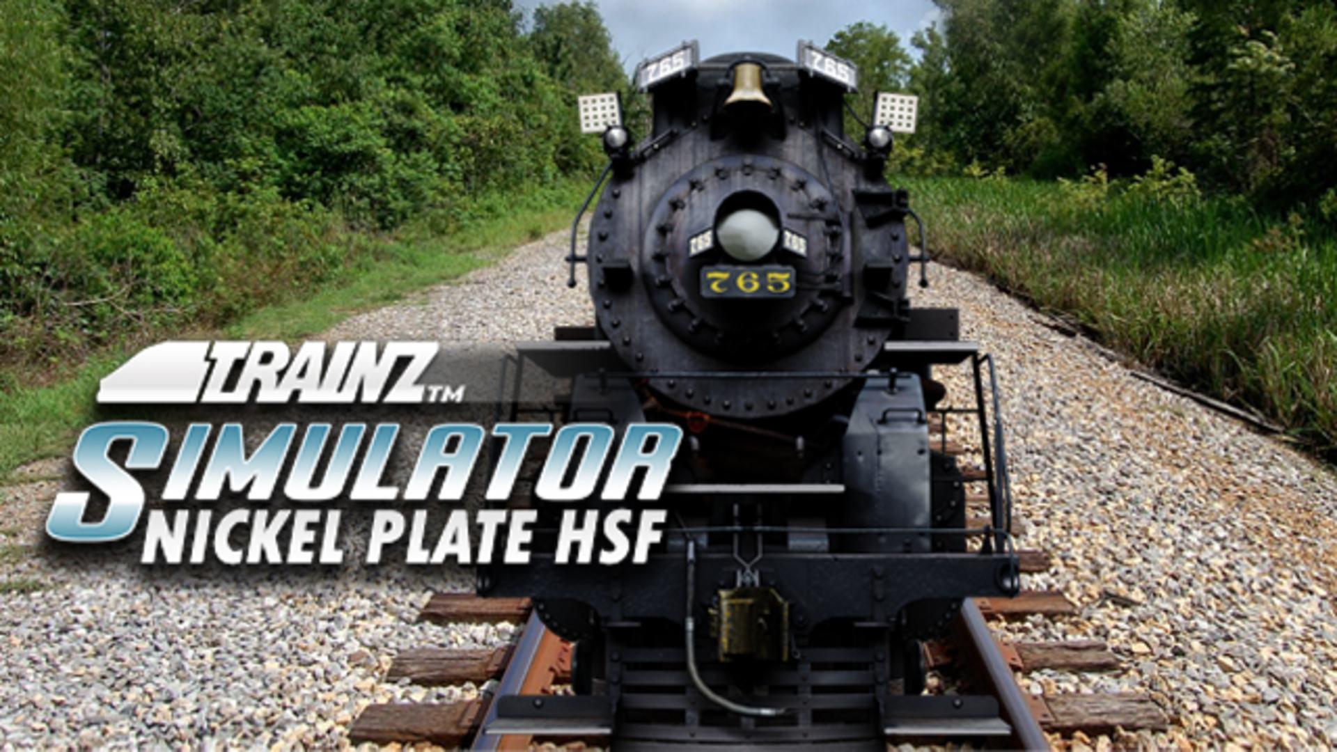 Trainz Simulator DLC: Nickel Plate High Speed Freight Set | PC Steam