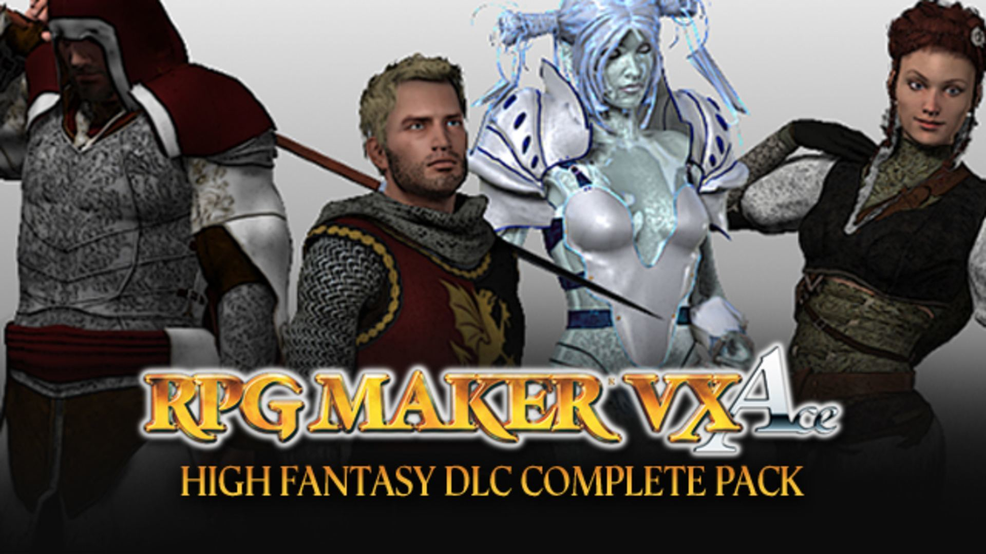 RPG Maker VX Ace: High Fantasy DLC Complete Pack | Steam