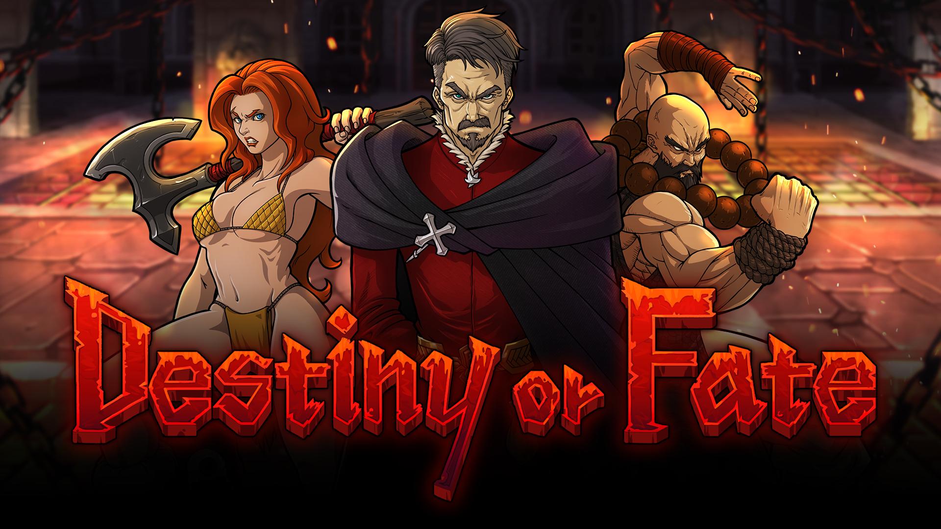 Destiny or Fate | PC Mac Linux Steam Juego | Fanatical