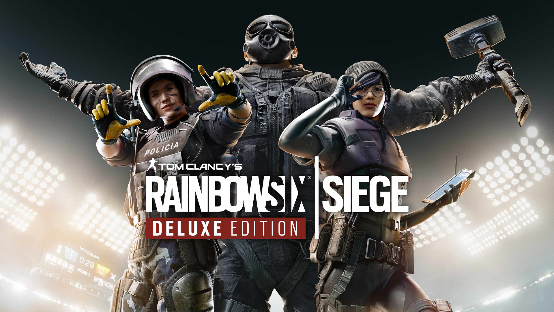 Tom Clancy S Rainbow Six Siege Deluxe Edition Pc Uplay Game