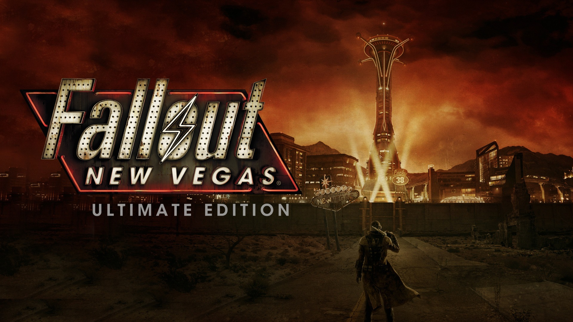 Fallout New Vegas Ultimate Edition Pc Steam Game Fanatical