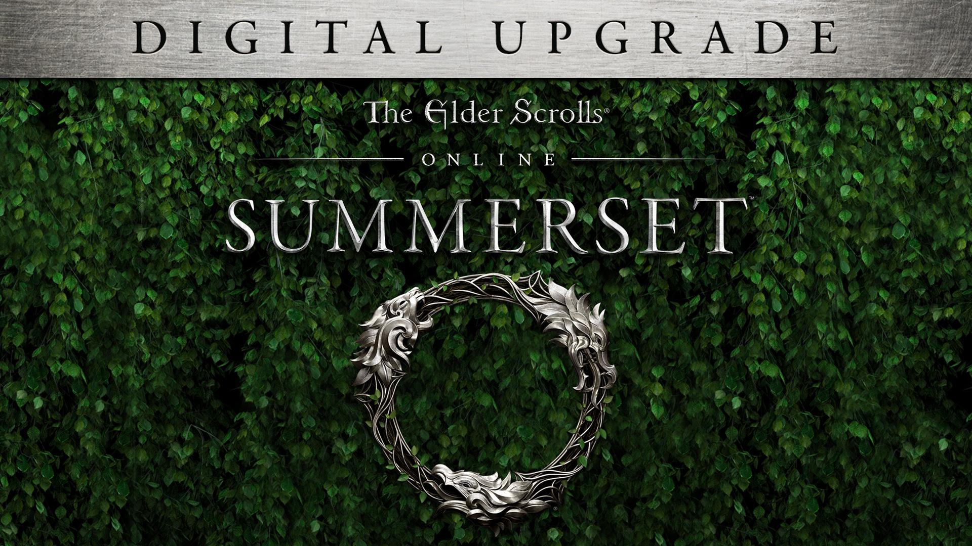 The Elder Scrolls Online: Summerset Upgrade | Mac PC