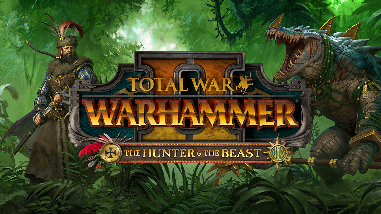 Total War: WARHAMMER II - The Hunter & The Beast | PC Steam