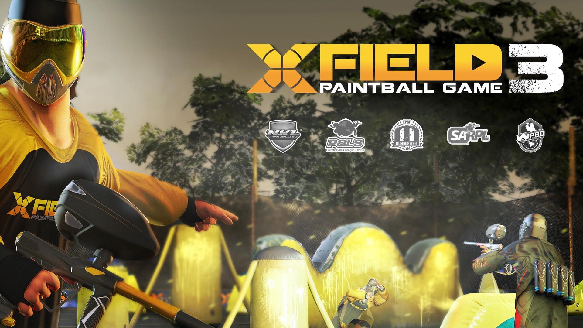 xfield paintball 3 pc