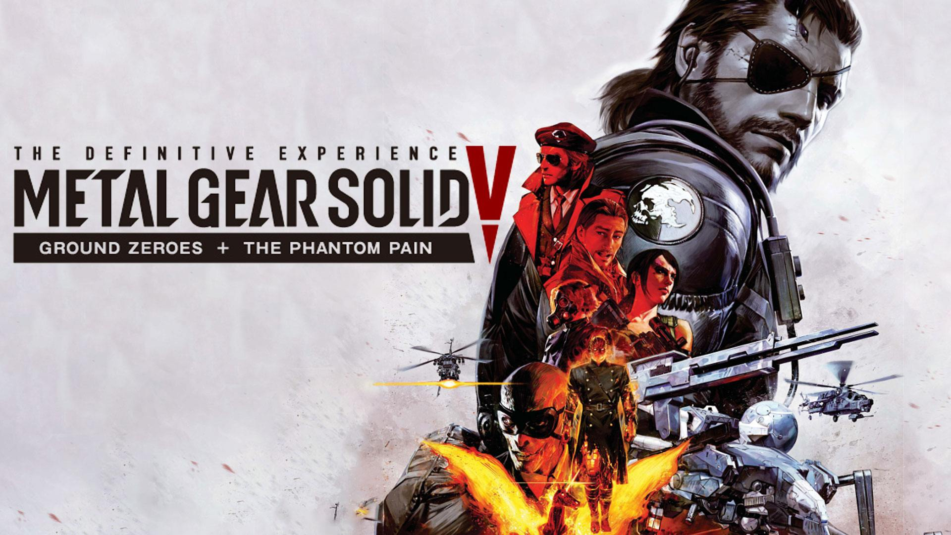 Metal Gear Solid V The Definitive Experience Pc Steam Game