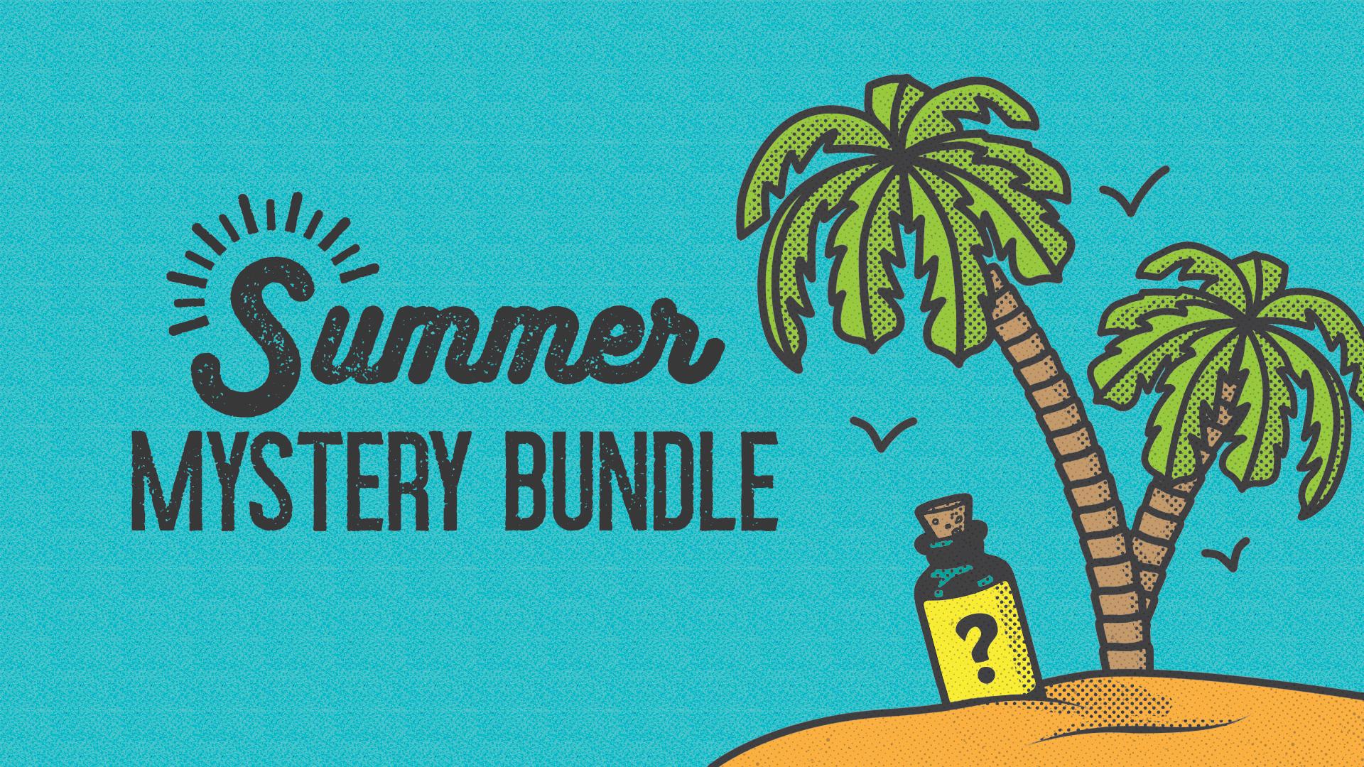 Summer Mystery Bundle | Steam Game Bundle | Fanatical